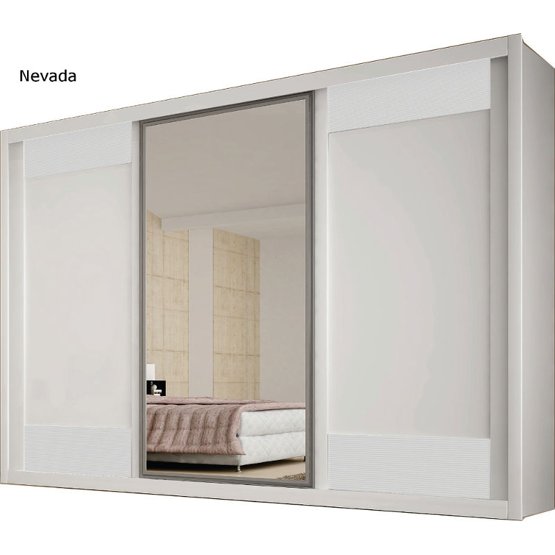Guarda Roupa You ~ Guarda Roupa 100 Mdf Com Portas Espelhadas Car Interior Design